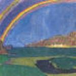 Immagine di un arcobaleno