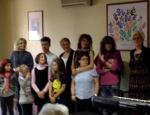 Concerto canoro con gli allievi cantori - 7 aprile 2013
