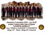 Concerto del coro Virola Alghise - 11 novembre 2012