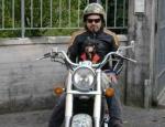 Un cane motociclista - ottobre 2008